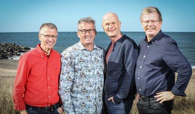 Billede af bandet tørfisk