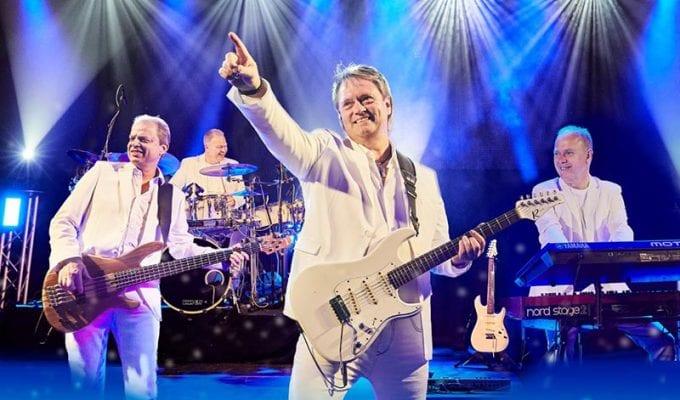 Kandis giver koncert på Skaævinge kro